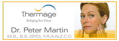 Dr Peter Martin Thermage